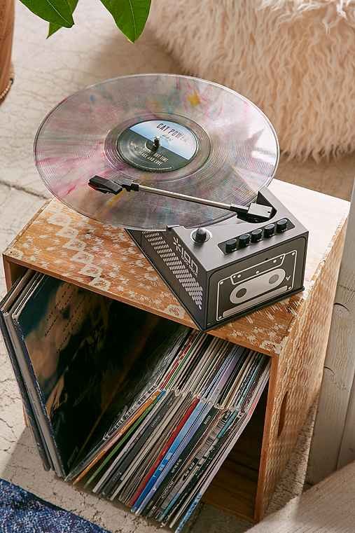 Ion Duo Deck Digital Conversion Turntable With Cassette Deck - Urban Outfitters