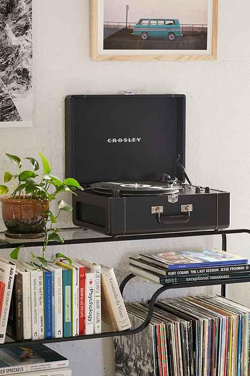 Crosley Deluxe Keepsake USB Turntable - Urban Outfitters