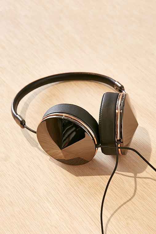 Frends Taylor Gunmetal Headphones,SILVER,ONE SIZE