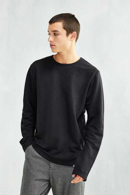 Cheap Monday Sweater Knit Long-Sleeve Shirt