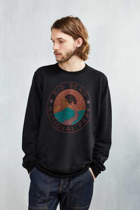 Parks Project Big Bend National Park Sweatshirt
