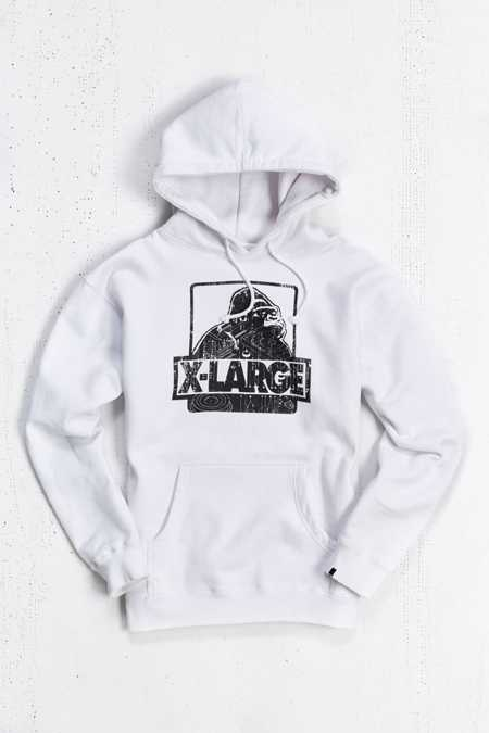 X-Large Exploded Gorilla Hooded Sweatshirt