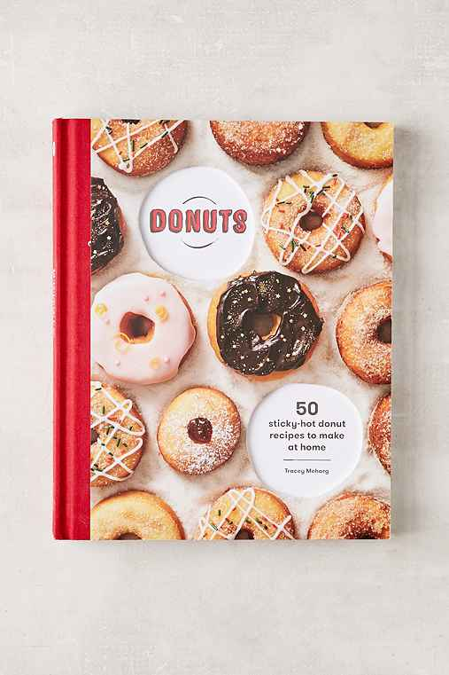 Donuts: 50 Sticky-Hot Donut Recipes To Make At Home By Tracey Meharg,ASSORTED,ONE SIZE