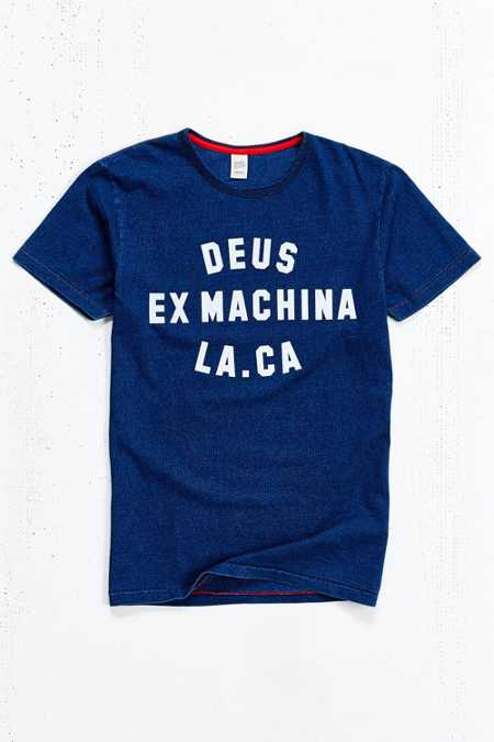 Deus Ex Machina Los Angeles CA Tee