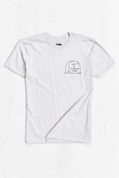 ASHKAHN Lost Followers Tee