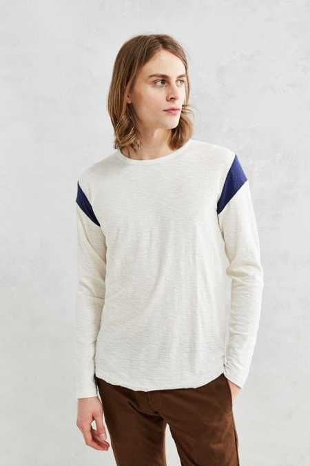 Deus Ex Machina Athletic Long-Sleeve Crew Neck Tee