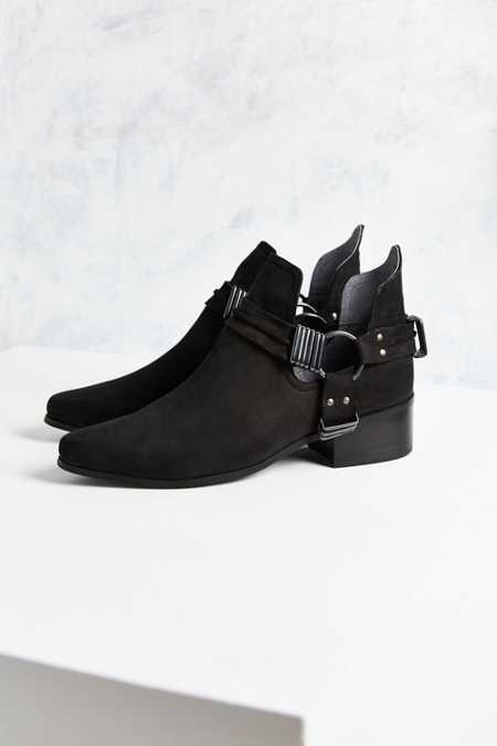 Grey City Willa Ankle Boot