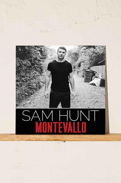 Sam Hunt - Montevallo LP,BLACK,ONE SIZE