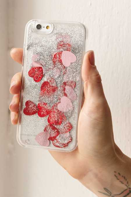 Falling Hearts iPhone 6/6s Case