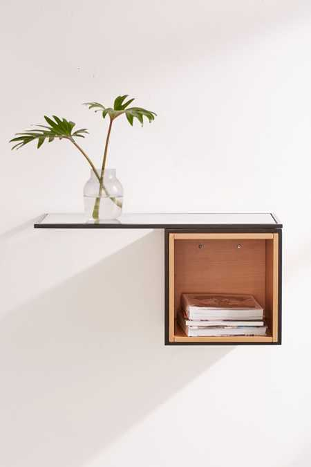 Timo Wall-Mounted Nightstand