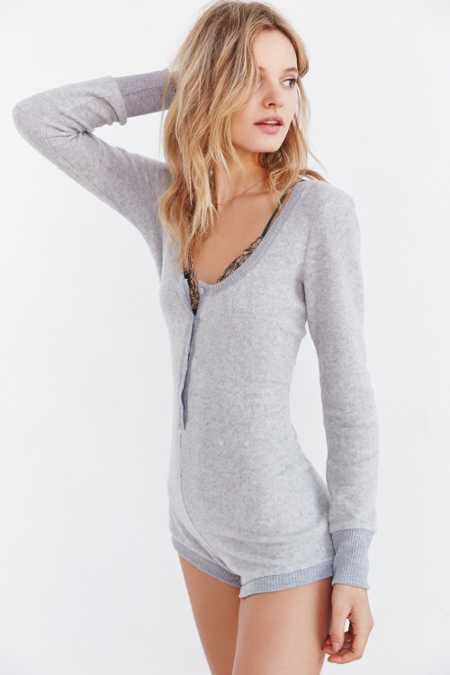 Out From Under Cozy Romper