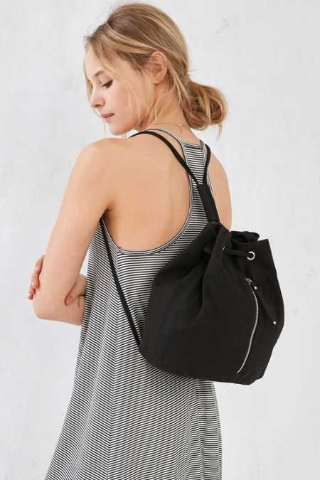 BDG Canvas Zip Elbow Backpack