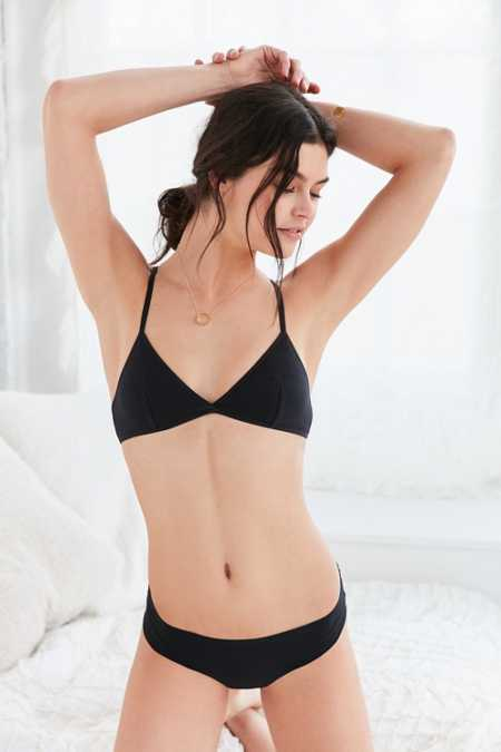Out From Under Crossback Triangle Bra
