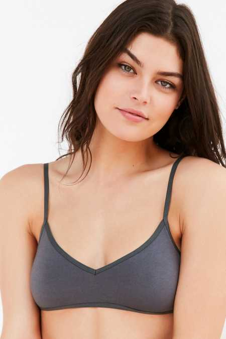 Out From Under Basic V-Neck Bralette