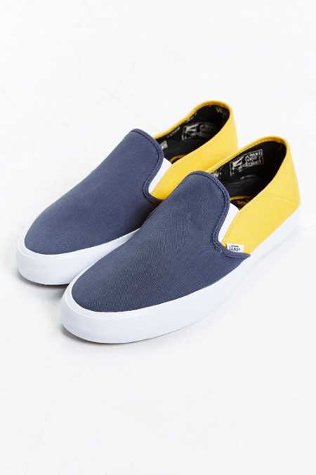 Vans Slip-On SF Tropical Indigo Sneaker