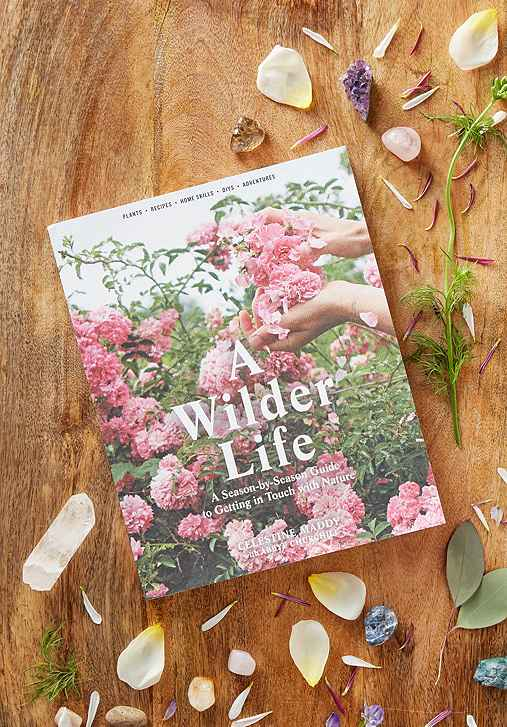 A Wilder Life: A Season-By-Season Guide To Getting In Touch With Nature By Celestine Maddy,ASSORTED,ONE SIZE