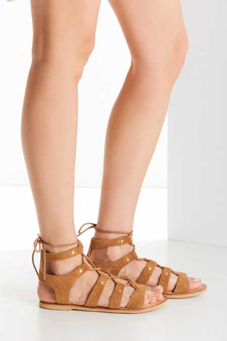 Willow Suede Gladiator Sandal