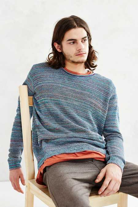 Koto Rainbow Twist Sweater