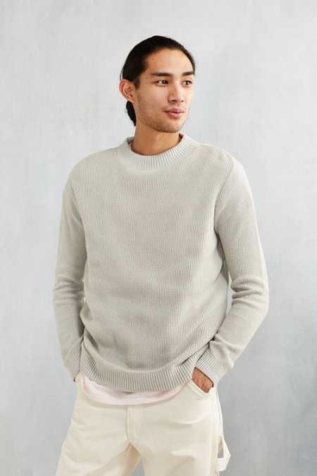 CPO Mock-Neck Sweater