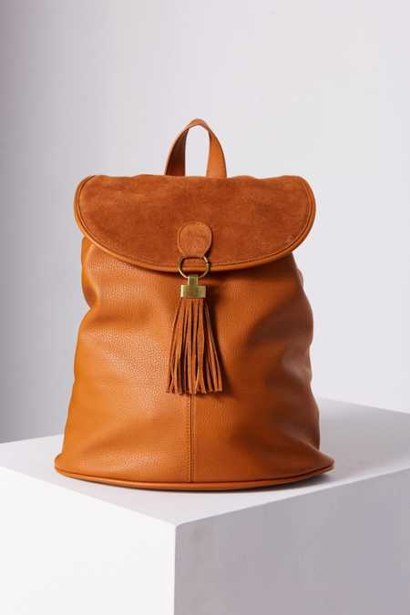 Ecote Tassel Ring Backpack