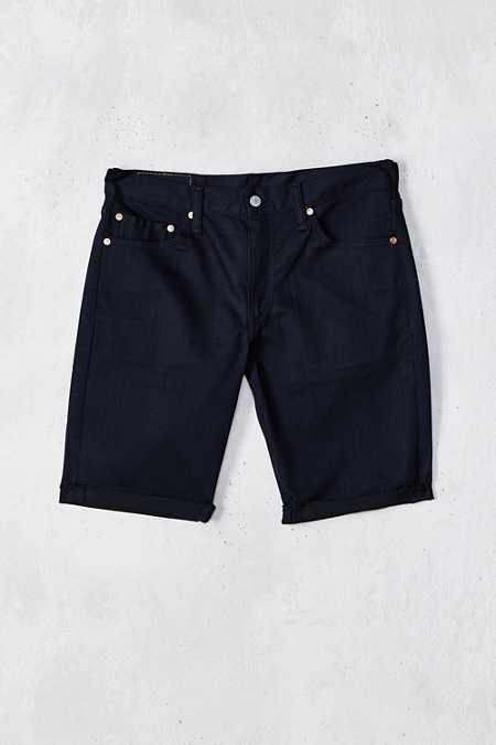 Levi's 511 Smokey Mountain Cutoff Denim Short