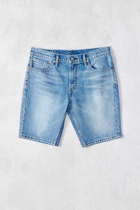 Levi's 511 Hazen Finished Denim Short