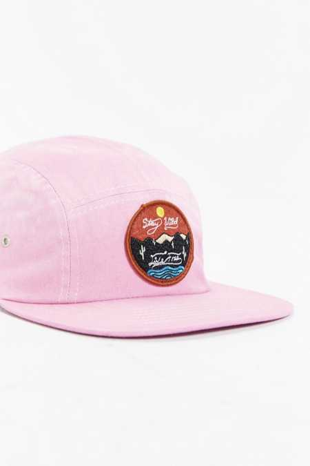Altru Stay Wild 5-Panel Baseball Hat