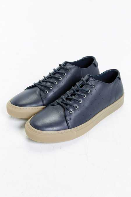 UO Leather Gum Sole Sneaker