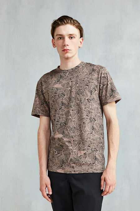 UO Classic Printed Pocket Tee