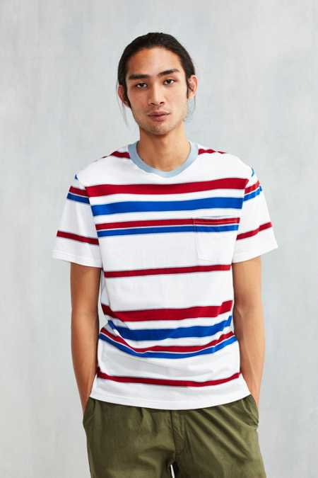 UO Classic Stripe Pocket Tee