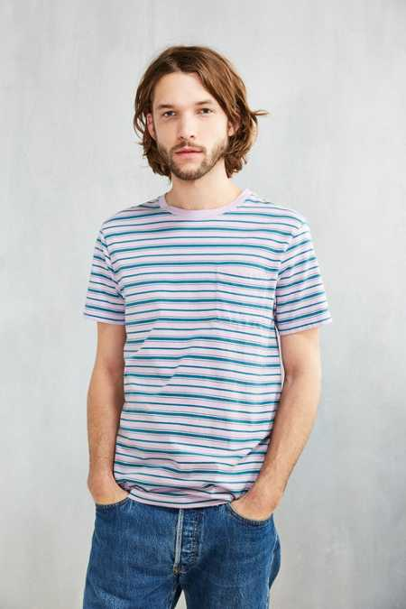 UO Classic Striped Pocket Tee