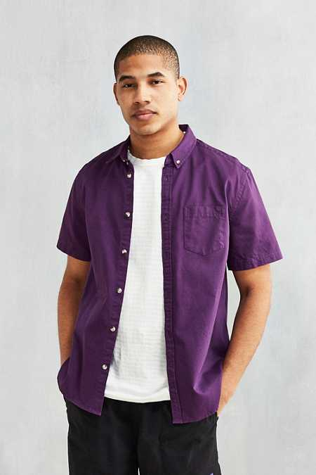 CPO Stevens Denim Short-Sleeve Shirt