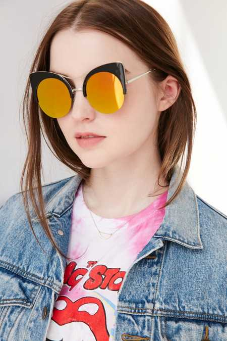 Furiosa Cat-Eye Sunglasses