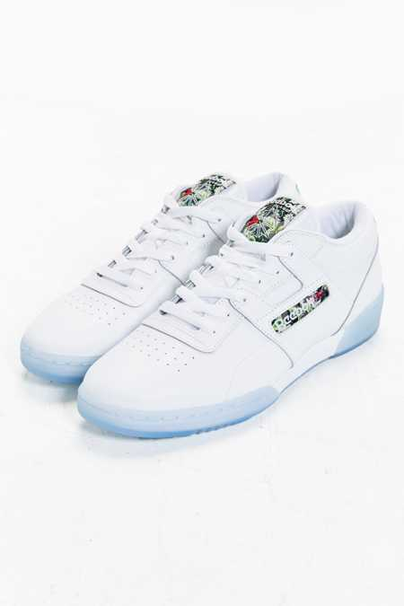 Reebok Workout Low Clean Sneaker