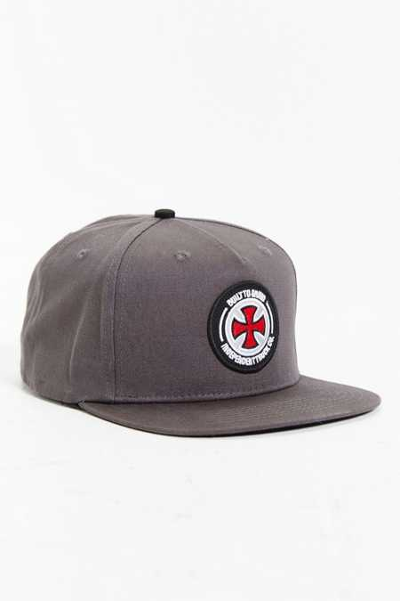 Independent Truck Co. Built To Grind Snapback Baseball Hat
