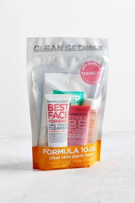 Formula 10.0.6 Clean Getaway Travel Kit