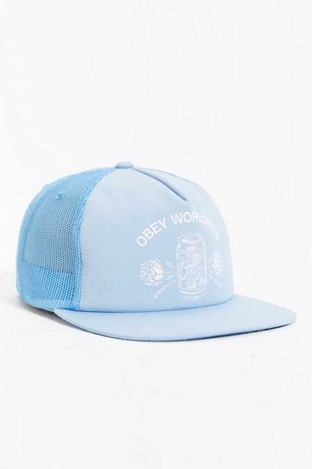 OBEY Good Times Trucker Hat