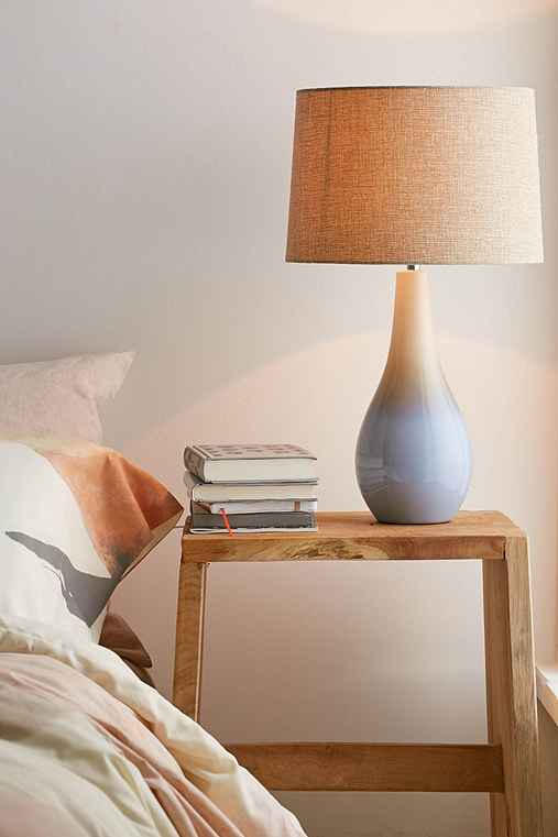 Marcin Ombre Table Lamp,BLUE,ONE SIZE
