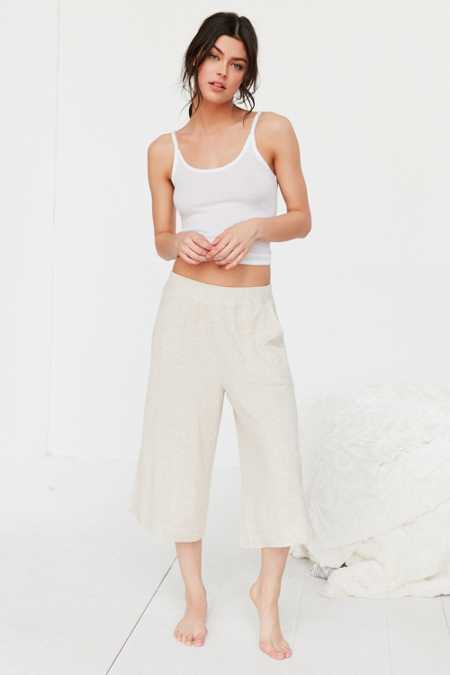 Out From Under Terry Perfect Culotte