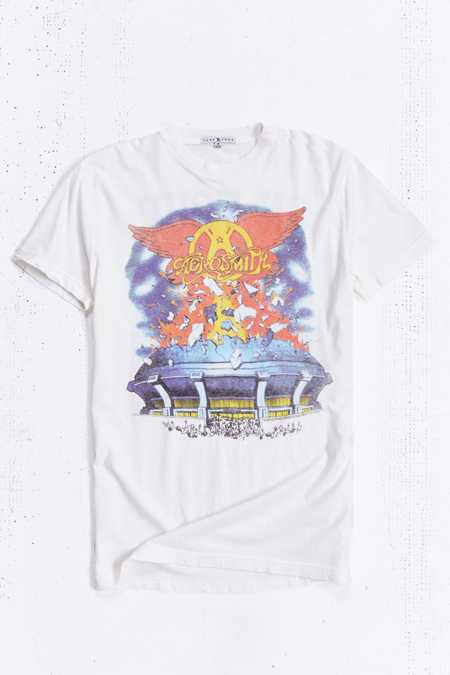 Junk Food Aerosmith Tee