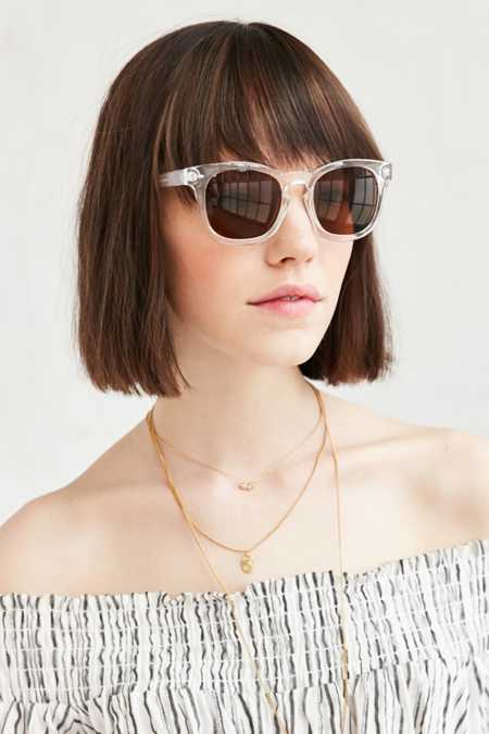 Lifeguard Square Frame Sunglasses