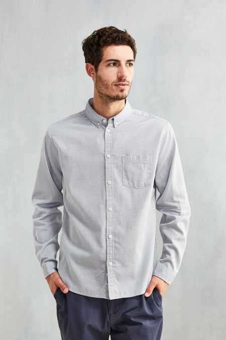 CPO Dobby Ticking Dress Shirt
