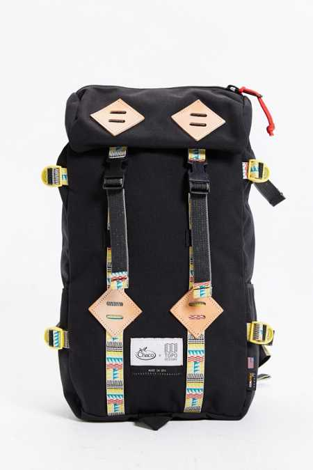 Chaco X Topo Designs Klettersack Backpack