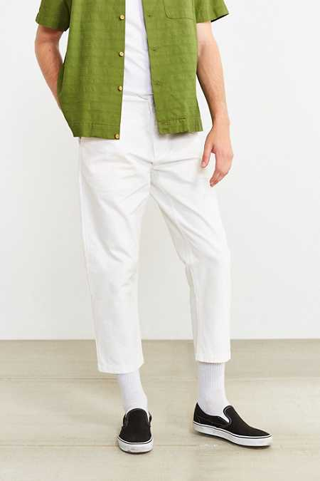 OBEY Straggler Flooded Carpenter Pant