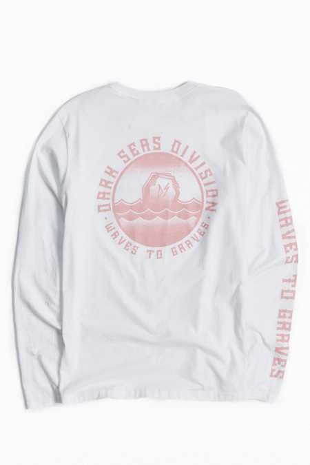Dark Seas Graven Long-Sleeve Tee