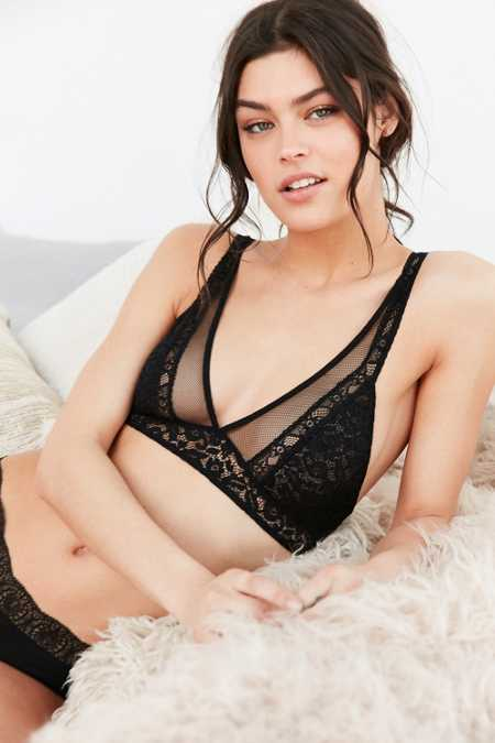 Out From Under Eileen Lace Bra