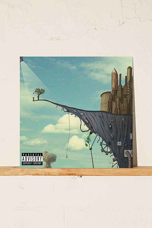 Machine Gun Kelly - General Admission LP,BLACK,ONE SIZE