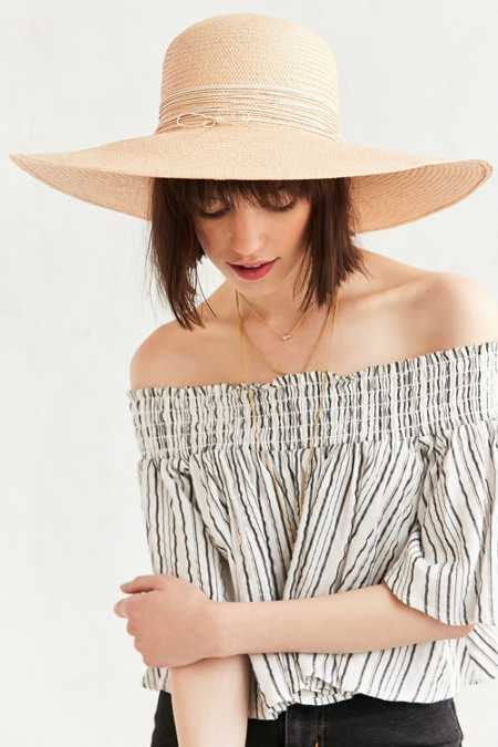 Artesano Playa Straw Hat