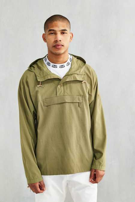 Without Walls Fabric Blocked Anorak Jacket