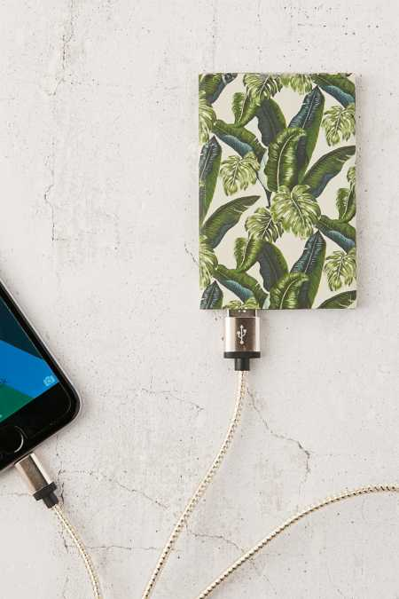 The Beverly Hills Slim Portable Power Charger